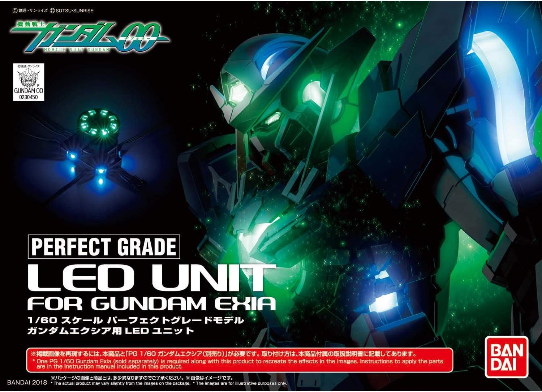EL KI61515 PG GUNDAM EXIA LED UNIT