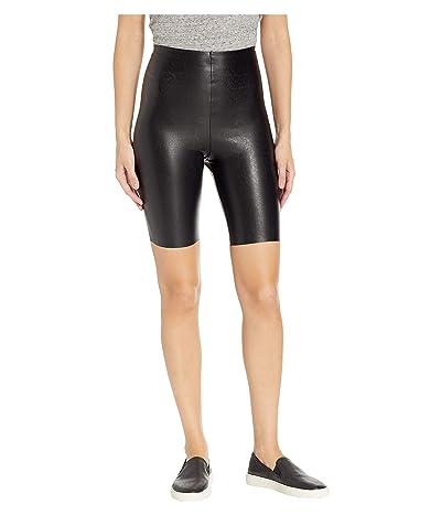 Commando Perfect Control Faux Leather Bike Shorts SLG30