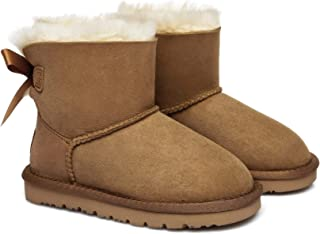 AS UGG Kids Mini Back Bow Boots