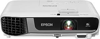 Epson Pro EX7280 3-Chip 3LCD WXGA Projector, 4,000 Lumens Color Brightness, 4,000 Lumens White Brightness, HDMI, Built-in ...