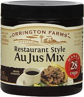 Orrington Farms Restaurant Style Au Jus Granular, 6-Ounce (Pack of 6)