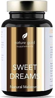 SWEET DREAMS Einschlafhilfe   Einfach besser schlafen mit natürlichem Melatonin-Komplex..