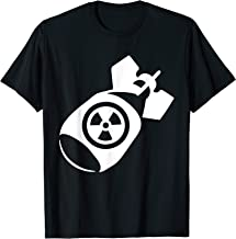 Atomic Bomb Gift - Nuclear Fission Physics Gift Nuclear War T-Shirt