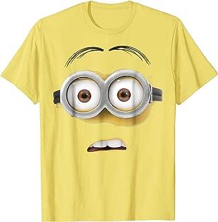 minion face shirt