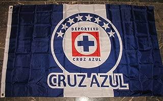 Mexico Cruz Azul La Maquina Mexican Flag 3x5 Banner