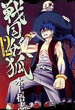 表紙: 戦国妖狐 12巻 (コミックブレイド)   水上悟志