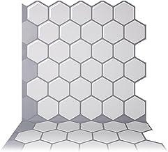Tic Tac Tiles Schil en Stick Zelfklevende Verwijderbare Stok Op Keuken Backsplash Badkamer 3D Muursticker Behang Tegels in...