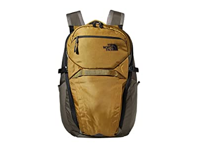 The North Face Router (Fir Green/New Taupe) Day Pack Bags