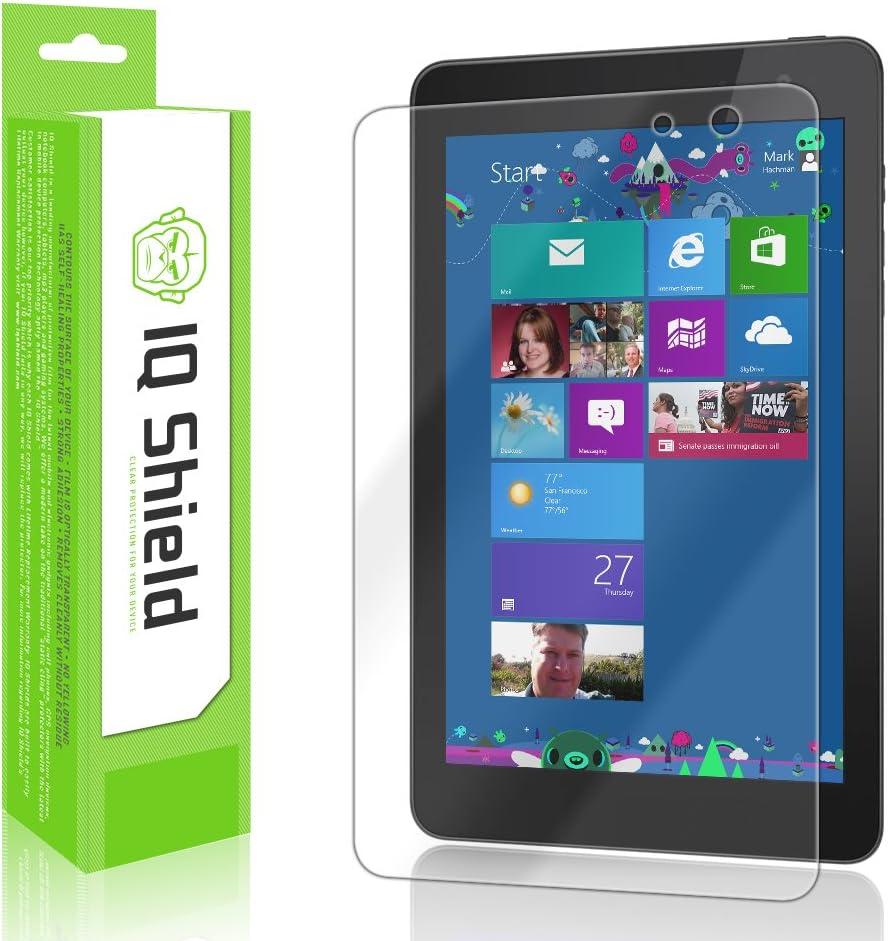 IQ Shield Screen Protector Compatible with Dell Venue 8 Pro 5855 (Model: 5855) LiquidSkin Anti-Bubble Clear Film