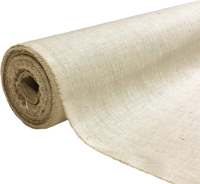 261 opinioni per A-Express Naturale Puro 100% Tessuto di lino Materiale morbido Sartoria Moda