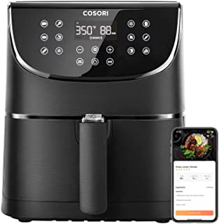 COSORI Smart WiFi Air Fryer(100 Recipes), 13 Cooking...