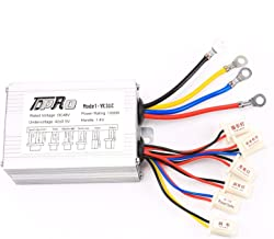 48V 1000W Brushed Motor Controller Box For Go kart Scooter Electric Bicycle