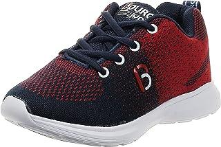 Bourge Boy's Orange-z1 Running Shoes