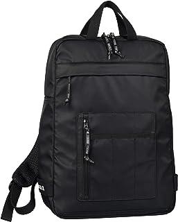 Denim TOM TAILOR bags TACOMA Herren Rucksack M, black, 33x13x45