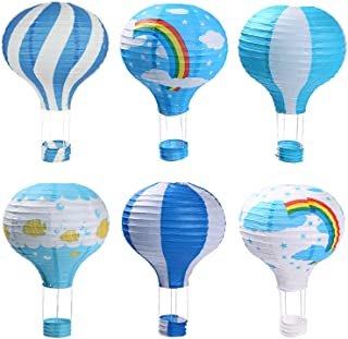 Hot Air Balloon Paper Lanterns for Wedding Birthday Engagement Christmas Party Decoration..