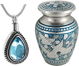 Best teardrop cremation urn Reviews