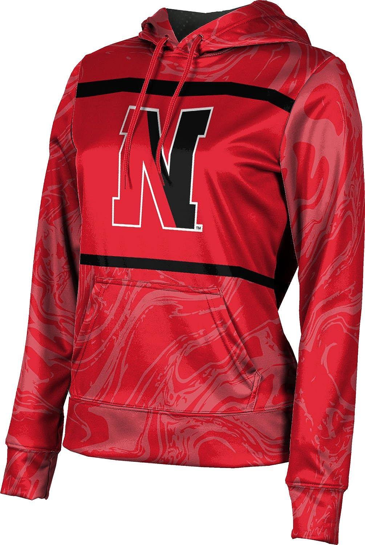 ProSphere Northeastern University Girls' Pullover Hoodie, School Spirit Sweatshirt (Ripple)