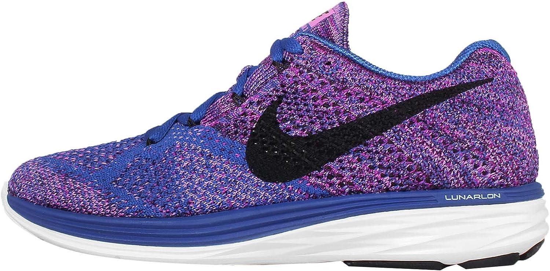 Nike , Damen Turnschuhe lilat lilat, blau
