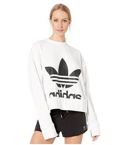 adidas Originals Originals Sweatshirt (White/Sun) Women