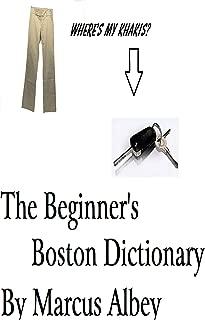The Beginner's Boston Dictionary