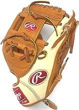 Rawlings Heart of The Hide PROTT2 Camel Tan Baseball Glove 11.5 I Web Right Hand Throw