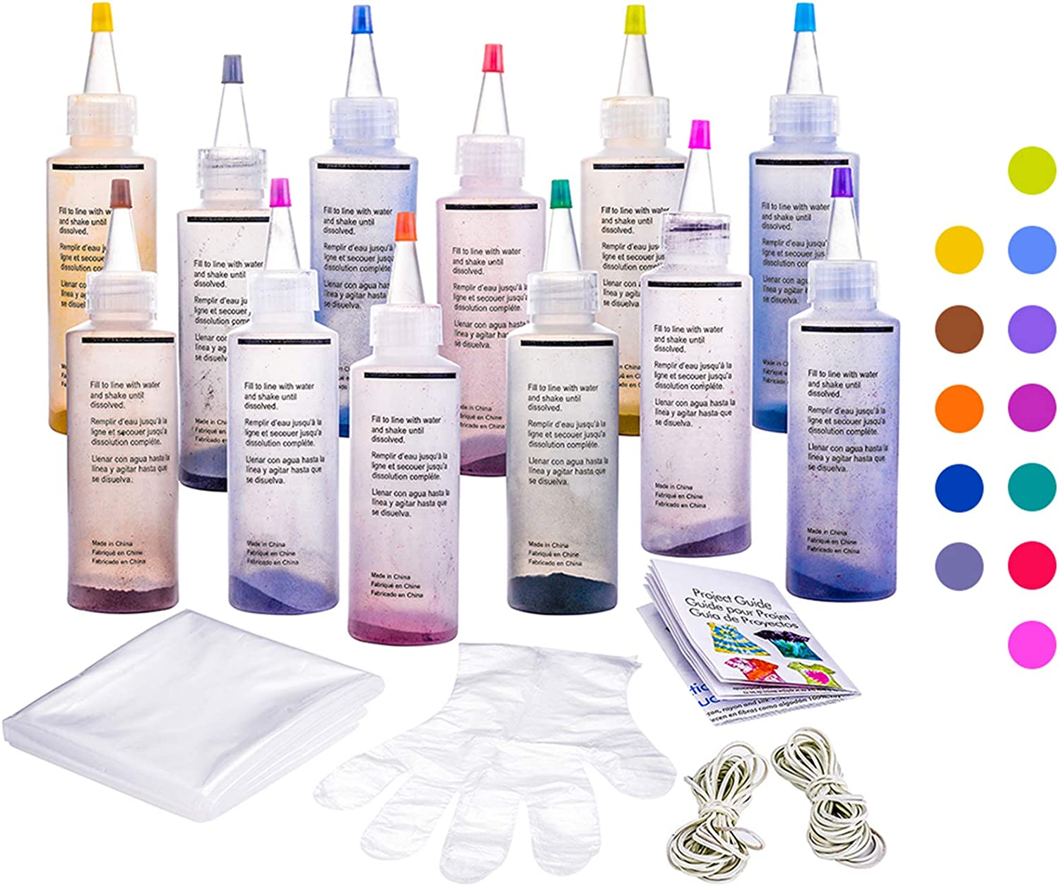 Regular It is very popular discount 12 Colours Fabric Textile Paints Colorful Arts DIY for F Clothes