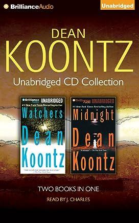 Dean Koontz Unabridged Cd Collection: Watchers, Midnight