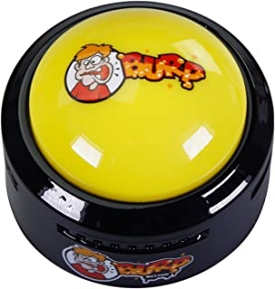 Talkie Toys Products Burp Button, Features Funny and Disgusting Burps and Belching Sounds