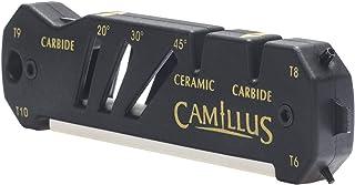 Camillus Glide Multitool Knife Sharpener (19224), Black, full size