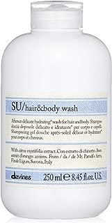 Best davines su hair & body wash Reviews