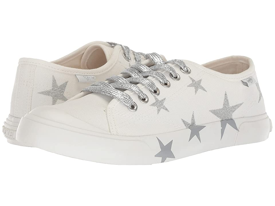 Rocket Dog Jivy (White 8A Canvas/Stars) Women
