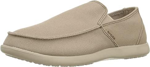 Crocs Men's Santa Cruz Clean Cut Loafer