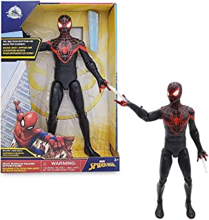 Spiderverse Miles Morales Talking Action Figure