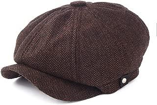 dream-boy-kkk Octagonal Cap Newsboy Beret Hat Autumn and Winter for Men's Jason Statham Male Models Flat Caps