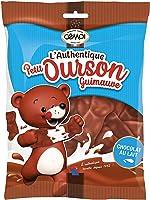 Cémoi - Sachet L'Authentique Petit Ourson Guimauve, Chocolat au Lait – Fabriqué en France (180 g)