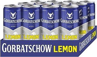 Gorbatschow Lemon Wodka Dose 12 x 0.33 l