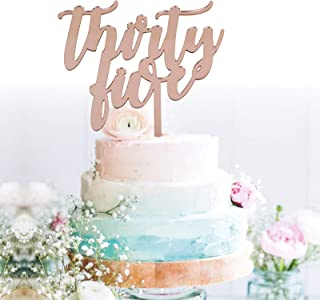 cake decorating ideas for 35th birthday
