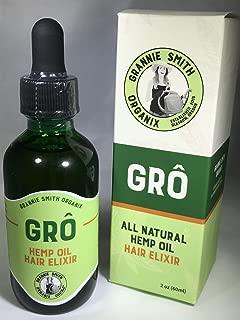 GRO HEMP OIL HAIR ELIXIR