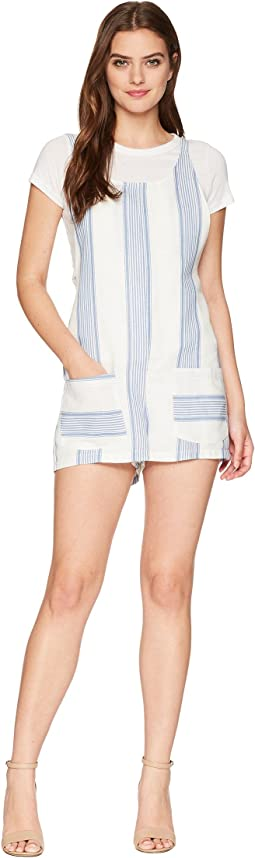 Gracie Stripe Romper