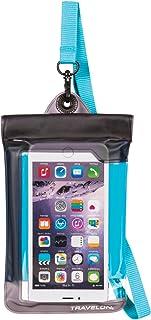 Travelon Waterproof Smart Phone/Digital Camera Pouch, Blue, One Size