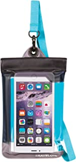 travelon waterproof pouches for smartphones