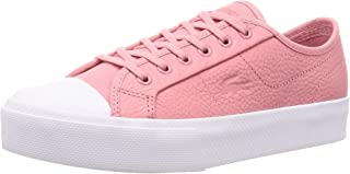 Lacoste Ziane Plus Grand Womens Sneakers Pink