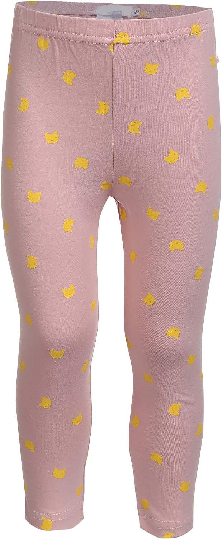 Arshiner Girls Leggings Kids High Waisted Yoga Pants Ankle Length for 2-7 Years