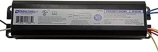 Robertson 3P20159 PSB296T12HOMV Fluorescent eBallast for 2 F96T12/HO Linear Lamps, Program Start, 120-277Vac, 50-60Hz, Normal Ballast Factor, HPF, (Successor to RSD296T12HOMVIP)