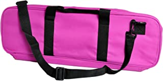 Deluxe Chess Bag - Neon Purple - by US Chess Federation