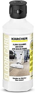 Karcher Sealed Floor Wood Cleaner, 16.9 oz, White