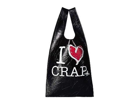 Vivienne Westwood I Love Crap Tote Bag
