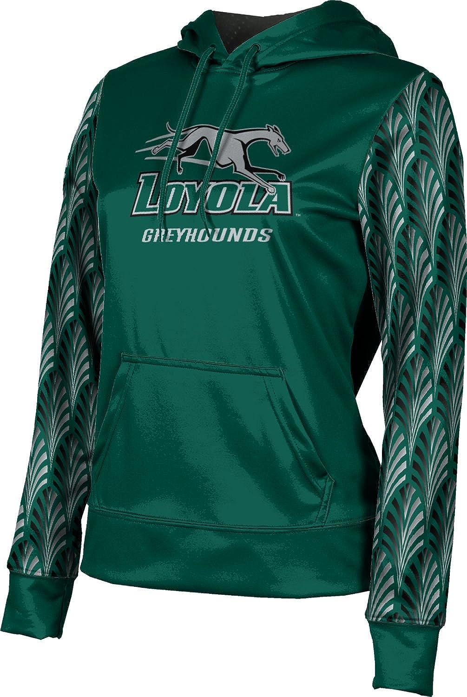 ProSphere Loyola University Maryland Girls' Pullover Hoodie, School Spirit Sweatshirt (Deco)