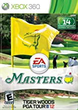 Tiger Woods PGA TOUR 12: The Masters - Xbox 360 (Renewed)