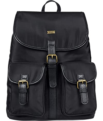 Roxy Funtastic Backpack (Anthracite) Backpack Bags